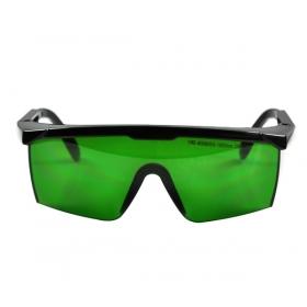 Лазерные защитные очки - 190nm-400nm и 950nm-1800nm