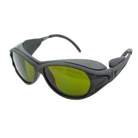 Лазерные защитные очки 190nm-450nm и 800nm-2000nm