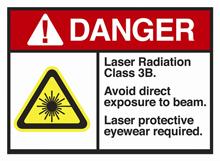 лазер класса IIIb