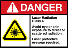 Лазерная класса IV